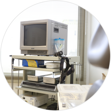 equipamento de exame de Videolaringoscopia