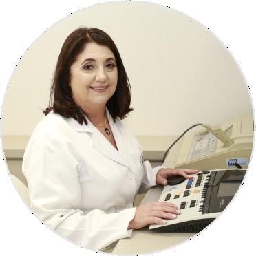 exame de Audiometria Tonal ou Vocal