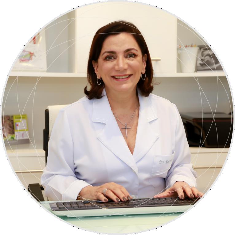 Dra. Keti Stilianos Patsis  - Médica Perito