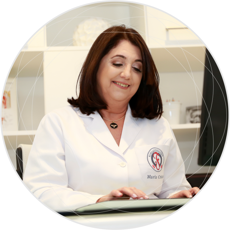 Dra. Maria Cristina Ruiz Retamal - Fonoaudióloga