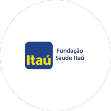 logo da Fundação Saúde Itaú