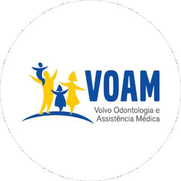 logo Volvo Odontologia e Assistência Médica